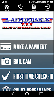A-Affordable Bail Bonds- screenshot thumbnail