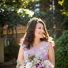 Wedding photographer Irina Sapozhkova (Irkkin). Photo of 24.10.2018