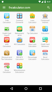 Financial Calculators Pro - náhled