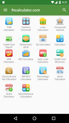 Financial Calculators Proのおすすめ画像1