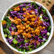 Garbanzo Vegan Salad