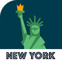 NEW YORK City Guide,  Offline Maps and Tours icon