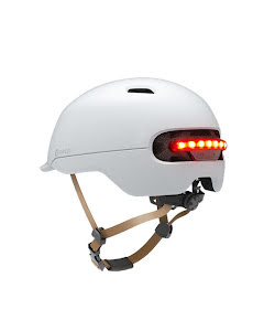 Xiaomi Smart4u City Riding Smart Flash Helmet (size M) White