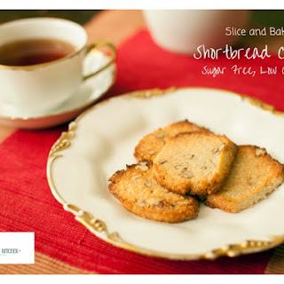 Pecan Shortbread (Sugar free, Low Carb S)
