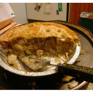 Golden Crust Pot Pie