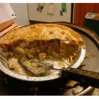 Golden Crust Pot Pie