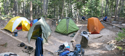 Photo: Home for the night. Photo by Dave Socky