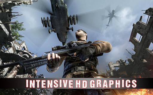 Modern City Sniper Assassin Fierce Shooting game for PC