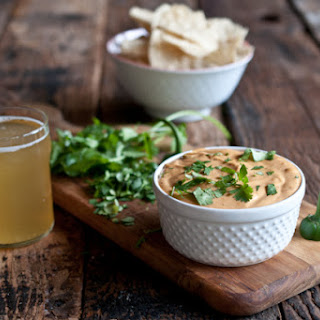 Slow Cooker Jalapeno Beer Cheese Dip.