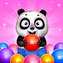 Panda Bubble Mania: Bubble Shooter 2021 icon
