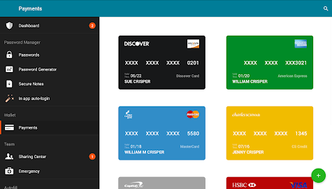Dashlane Password Manager Screenshot 7