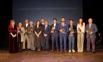 Premios Consejo Social de la UAL