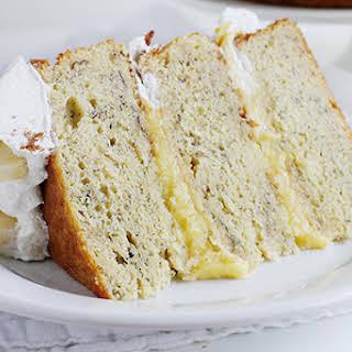 Banana Cake.