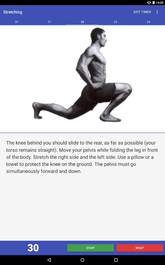 Stretching Flex- screenshot