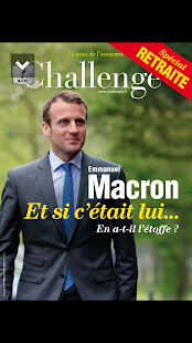 Challenges le magazine- screenshot thumbnail
