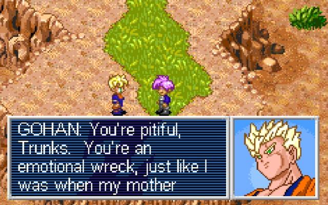 Dragon Ball Z: The Legacy of Goku 2 Game