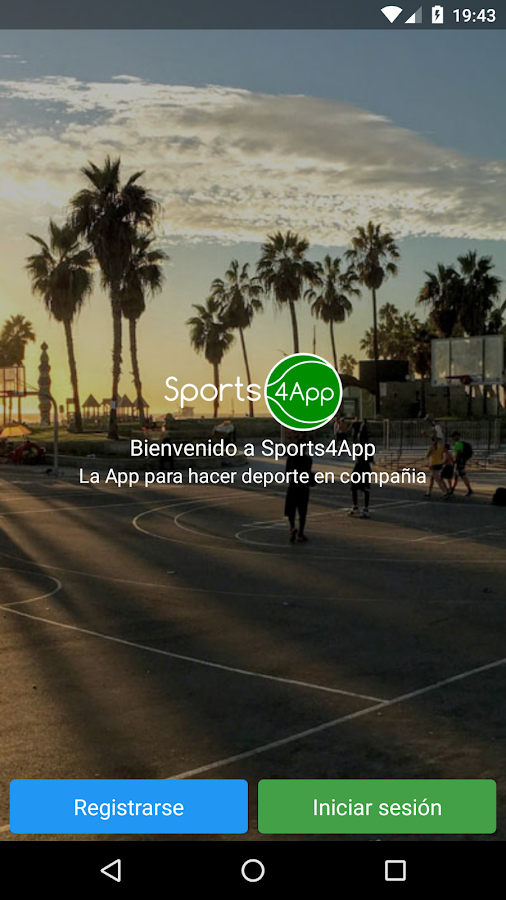 Sports4App- screenshot