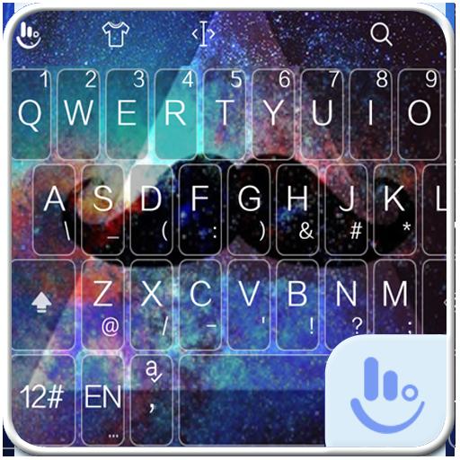 TouchPal Dreamer Keyboard Skin