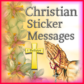 Christian Sticker Messages