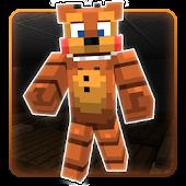 MOD Minecraft FNAF