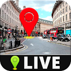 Live Street View Map HD: GPS Voice Route Finder icon