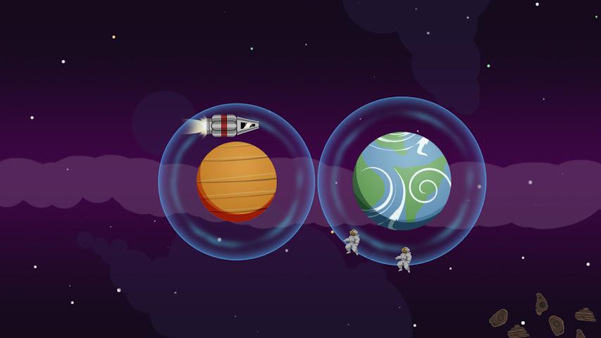 android The Planetarian Screenshot 4