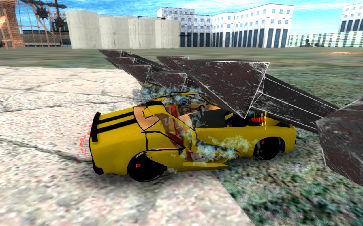 Real Car Crash Android Apps On Google Play