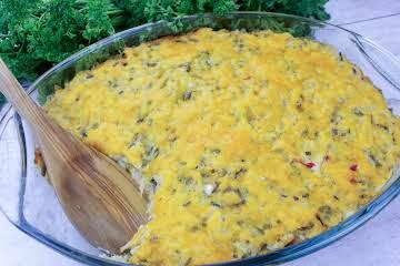 Chicken and Wild Rice Casserole