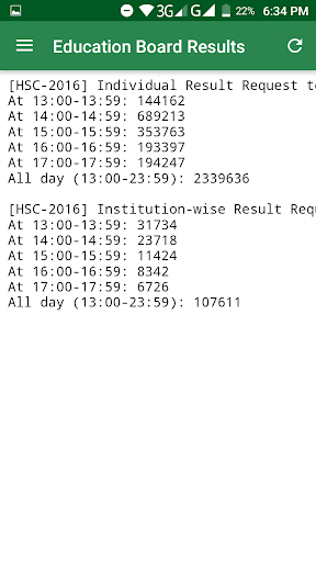 Education Board Results  screenshots 5