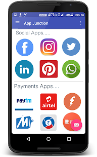 App Junction - The Indian App - náhled