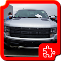 Pickup trucks Puzzles icon