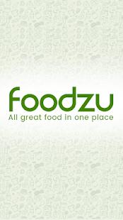 Foodzu - náhled