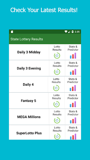 Georgia Lottery Results by The Lotto Strategy (Google Play