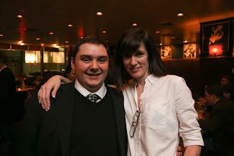 Photo: Alex and Sharon