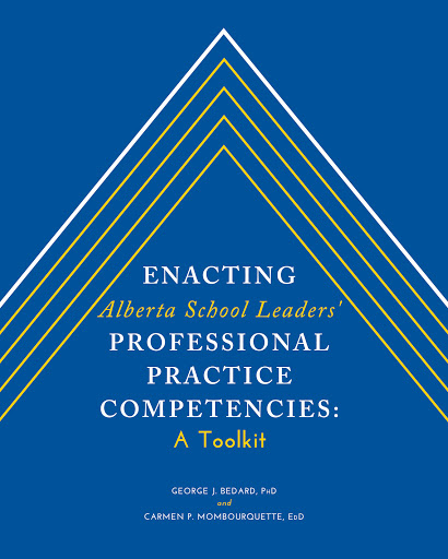 Enacting Alberta School Leaders' Professional Practice Competencies cover