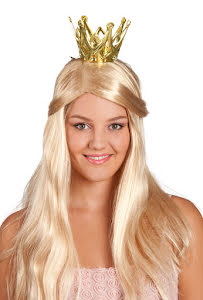 Prinsesskrona, guld