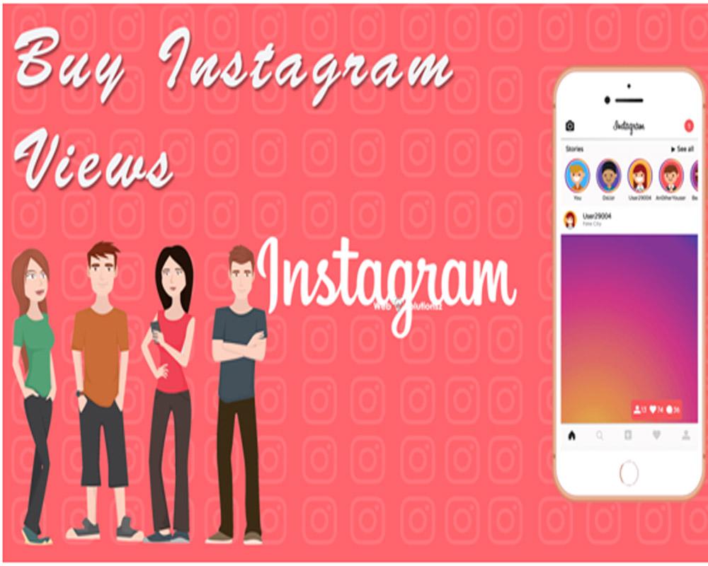 does networks buy instagram views