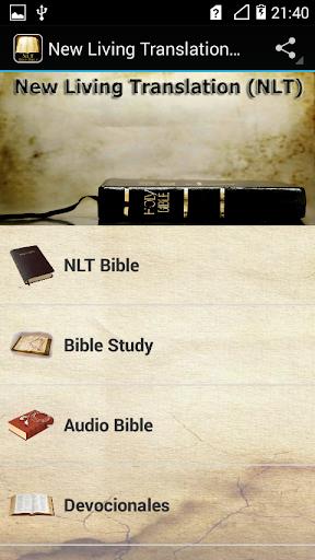 玩免費書籍APP|下載New Living Translation Bible app不用錢|硬是要APP
