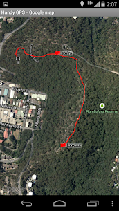 Handy GPS Apk 3