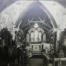Photo: Church of the Saviour Chapel decorated.
