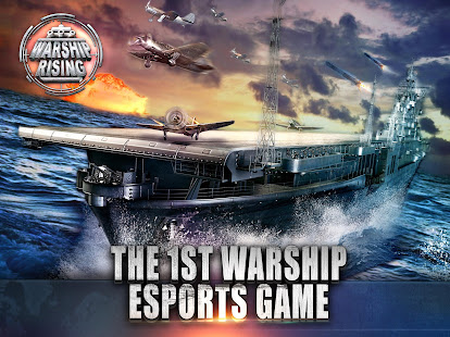 Warship Rising - 10 vs 10 Real-Time Esport Battle