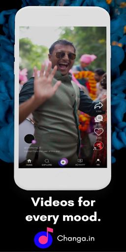 Changa Indian app screenshot 3