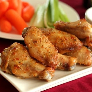 Thai Curry Crispy Chicken Wings – Low Carb and Gluten-Free.