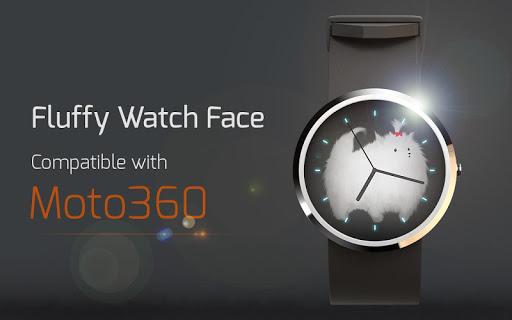 Fluffy Watch Face