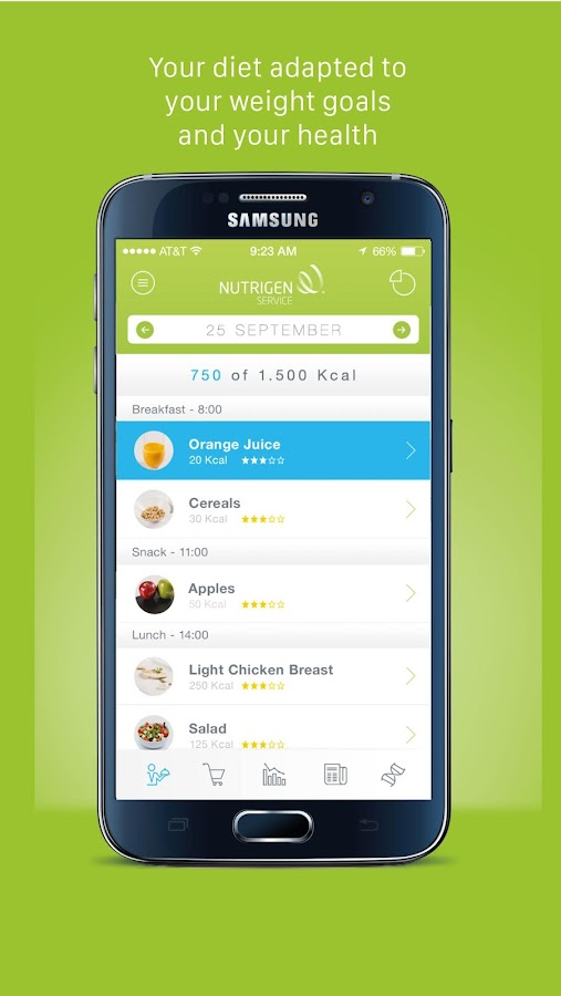 Nutrigen Online Nutritionist- screenshot