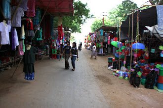 Photo: Year 2 Day 56 - Local Market in New Bagan