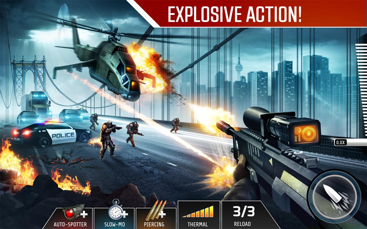 Resultado de imagem para Kill Shot Bravo