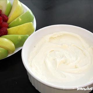 Marshmallow Fruit Dip.