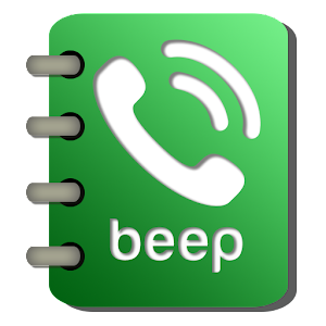Beep: Contacts app