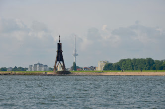 Photo: Oude vuurtoren Cuxhaven